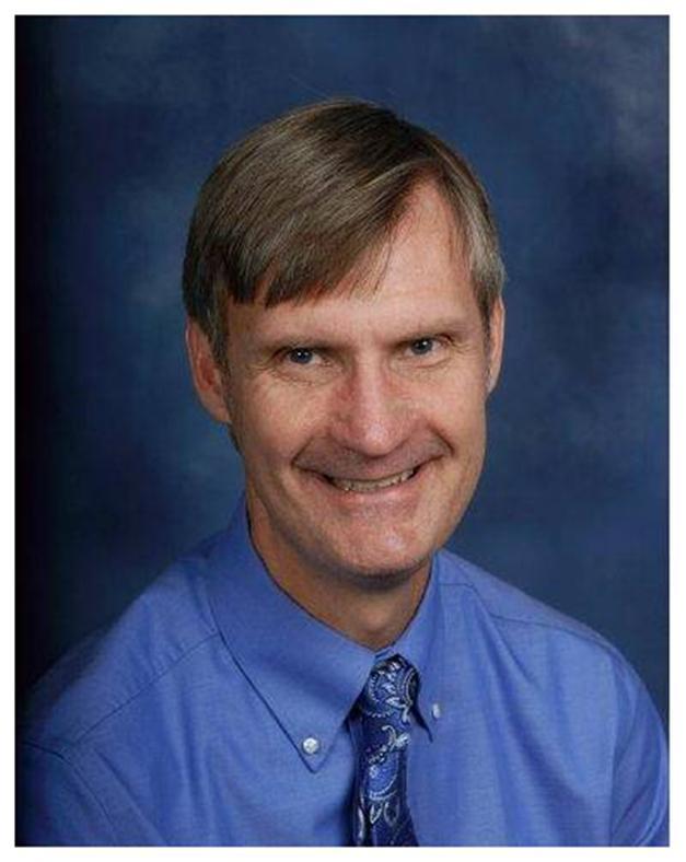 Headshot of Reverend Ted Mingle