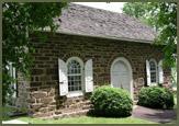 Old Norriton Presbyterian Church, erected in 1698